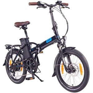 "NCM London 20"" Bicicletta..."